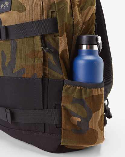 3 Command Backpack Black ABYBP00116 Billabong