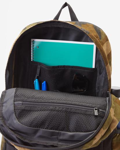 4 Command Backpack Black ABYBP00116 Billabong