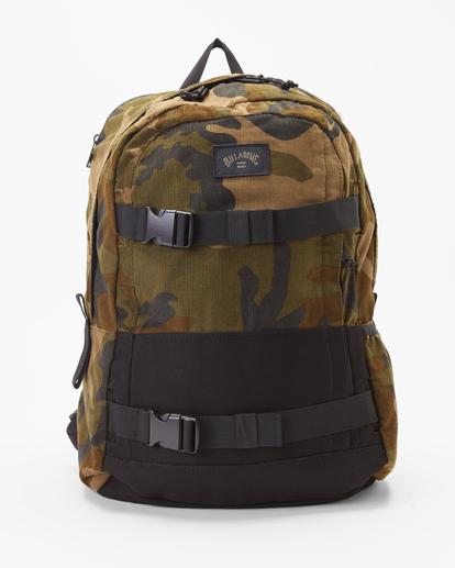 0 Command Backpack Black ABYBP00116 Billabong