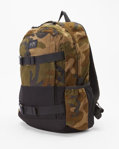 1 Command Backpack Black ABYBP00116 Billabong