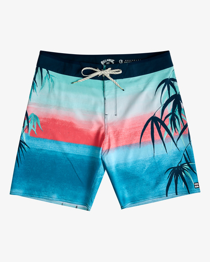 """0 Sundays Airlite Boardshorts 19"""" Multicolor ABYBS00101 Billabong"""