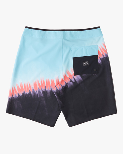 """1 T Street Airlite Boardshorts 19"""" Blue ABYBS00103 Billabong"""