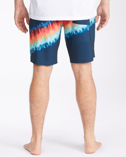 """5 T Street Airlite Boardshorts 19"""" Blue ABYBS00103 Billabong"""