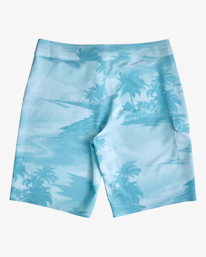 """1 All Day Pro Boardshort 20"""" Blue ABYBS00109 Billabong"""