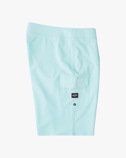 """2 All Day Pro Boardshorts 20"""" Blue ABYBS00109 Billabong"""