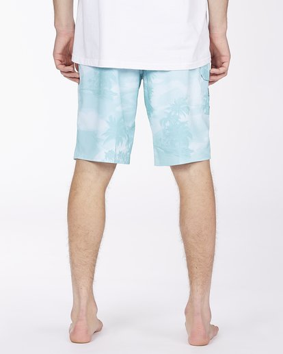 """5 All Day Pro Boardshort 20"""" Blue ABYBS00109 Billabong"""