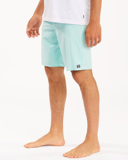 """5 All Day Pro Boardshorts 20"""" Blue ABYBS00109 Billabong"""