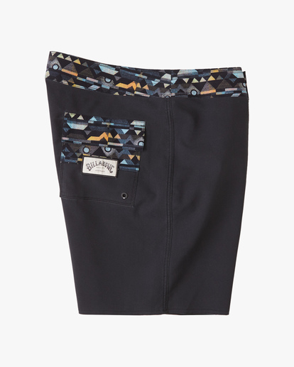 """2 All Day Pigment Pro Boardshorts 17"""" Blue ABYBS00110 Billabong"""