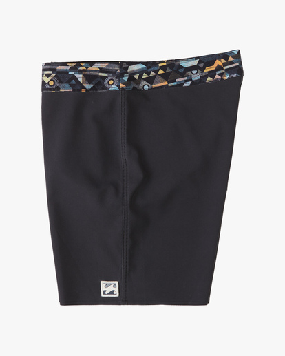 """3 All Day Pigment Pro Boardshorts 17"""" Blue ABYBS00110 Billabong"""