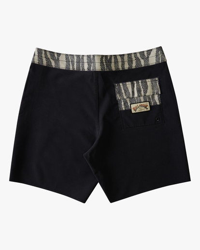 """1 All Day Pigment Pro Boardshorts 17"""" Multicolor ABYBS00110 Billabong"""