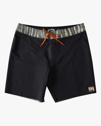 """0 All Day Pigment Pro Boardshorts 17"""" Multicolor ABYBS00110 Billabong"""