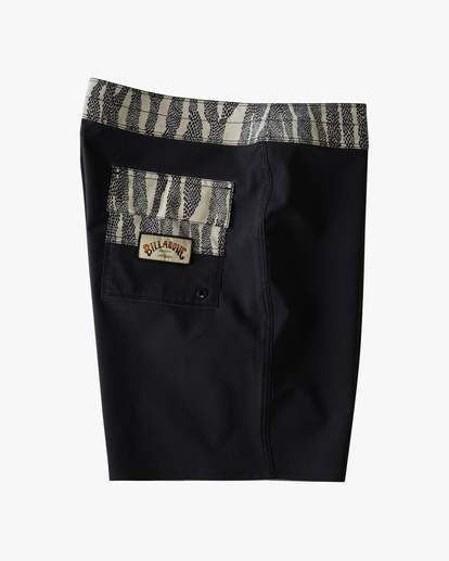 """2 All Day Pigment Pro Boardshorts 17"""" Multicolor ABYBS00110 Billabong"""