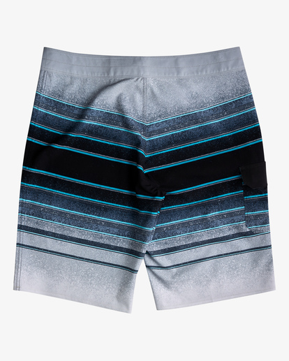 "1 All Day Stripe Pro Boardshorts 21"" Grey ABYBS00111 Billabong"