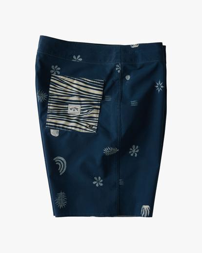 "2 Sundays Mini Pro Boardshorts 19"" Blue ABYBS00121 Billabong"
