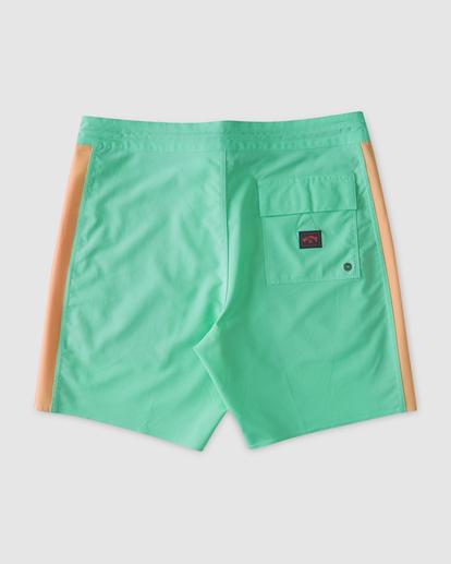 """1 D Bah Lo Tides Boardshorts 17"""" Grey ABYBS00126 Billabong"""