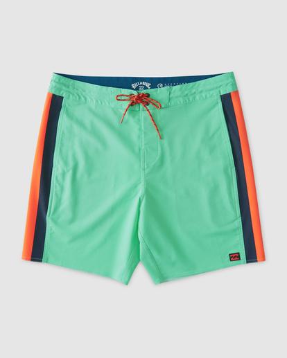 """0 D Bah Lo Tides Boardshorts 17"""" Grey ABYBS00126 Billabong"""