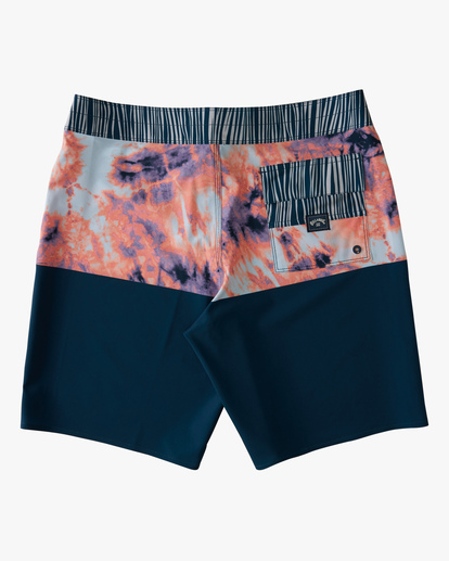 """1 Fifty50 Panel Pro Boardshorts 19"""" Blue ABYBS00136 Billabong"""