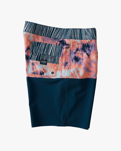 """2 Fifty50 Panel Pro Boardshorts 19"""" Blue ABYBS00136 Billabong"""