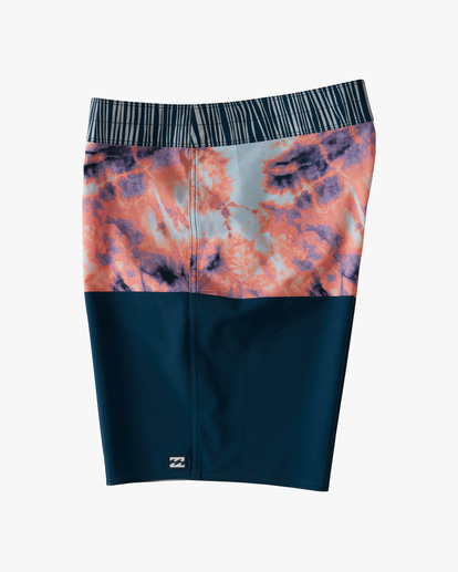 """3 Fifty50 Panel Pro Boardshorts 19"""" Blue ABYBS00136 Billabong"""