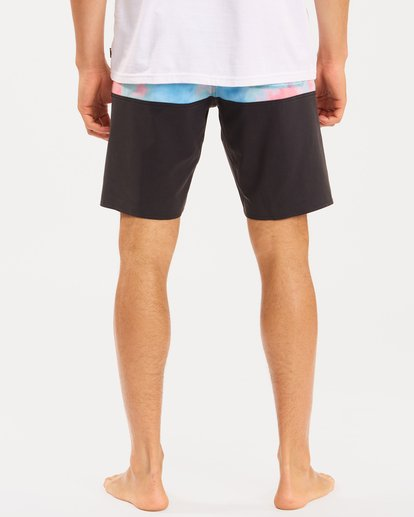 """7 Fifty50 Panel Pro Boardshorts 19"""" Blue ABYBS00136 Billabong"""