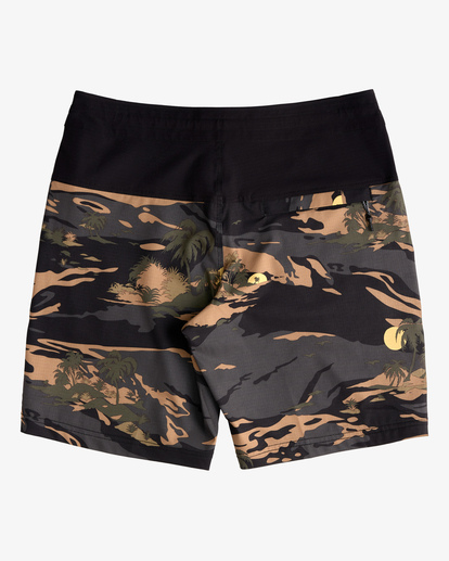 1 Surftrek Pro Boardshort Green ABYBS00137 Billabong