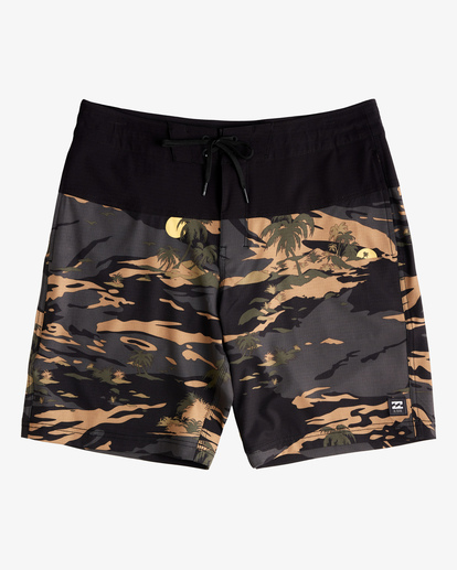 0 Surftrek Pro Boardshort Green ABYBS00137 Billabong