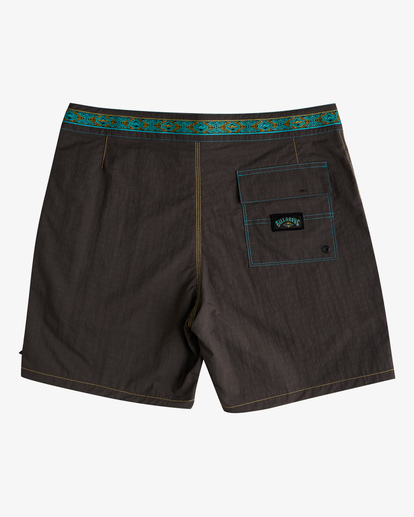 "1 Currents Lo Tide Boardshorts 17"" Black ABYBS00139 Billabong"