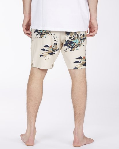 5 Surftrek Lo Tide Boardshort Brown ABYBS00146 Billabong