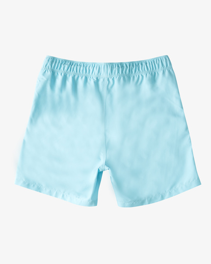 "1 All Day Layback Boardshorts 16"" Blue ABYBS00153 Billabong"