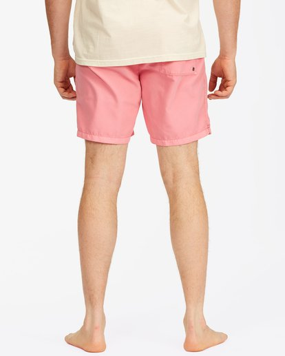 5 All Day Overdyed Essential Boardshort Pink ABYBS00226 Billabong