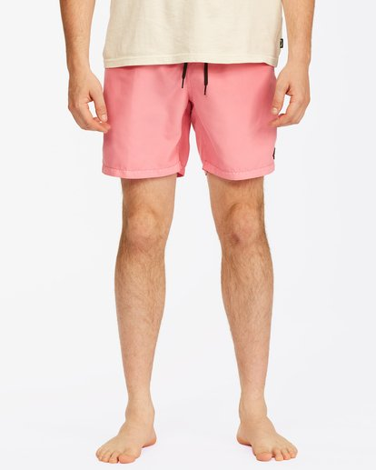 2 All Day Overdyed Essential Boardshort Pink ABYBS00226 Billabong