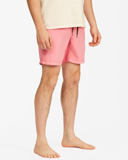 4 All Day Overdyed Essential Boardshort Pink ABYBS00226 Billabong