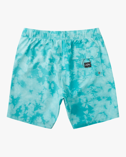 "1 Sundays Essential Boardshorts 17"" Green ABYBS00227 Billabong"