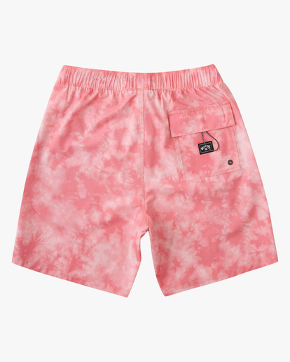"1 Sundays Essential Boardshorts 17"" Pink ABYBS00227 Billabong"
