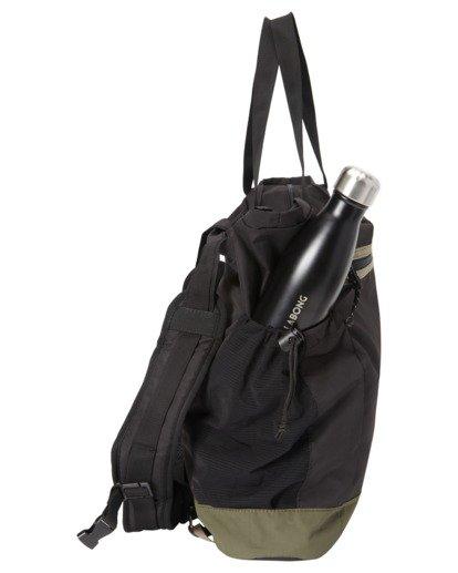 4 A/Div Transport Tote Bag Black ABYBT00103 Billabong