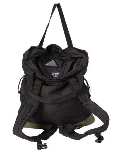 5 A/Div Transport Tote Bag Black ABYBT00103 Billabong