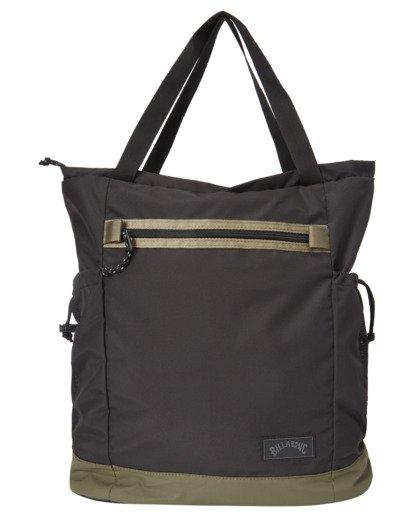 0 A/Div Transport Tote Bag Black ABYBT00103 Billabong