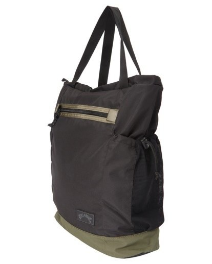 1 A/Div Transport Tote Bag Black ABYBT00103 Billabong