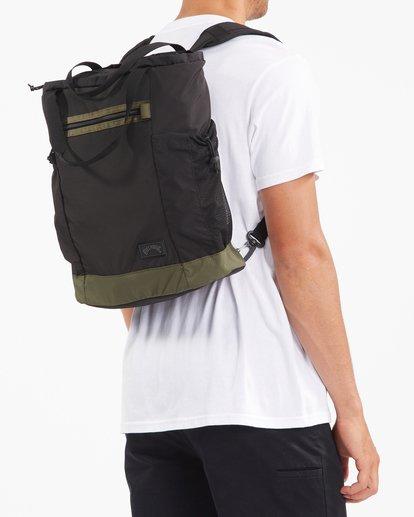 7 A/Div Transport Tote Bag Black ABYBT00103 Billabong