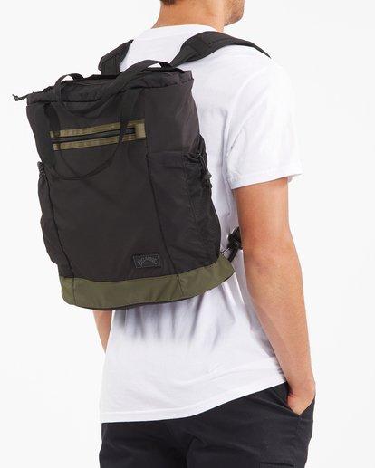 8 A/Div Transport Tote Bag Black ABYBT00103 Billabong