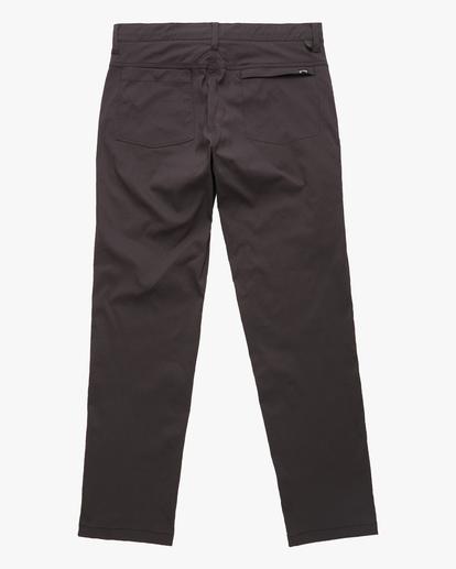 5 A/Div Surftrek Plus Pants Black ABYDP00101 Billabong