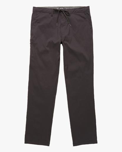 4 A/Div Surftrek Plus Pants Black ABYDP00101 Billabong