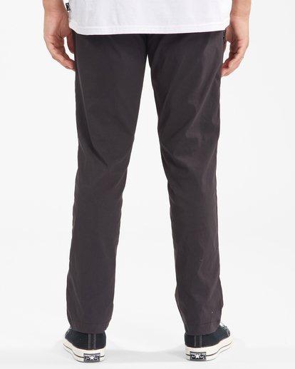 3 A/Div Surftrek Plus Pants Black ABYDP00101 Billabong