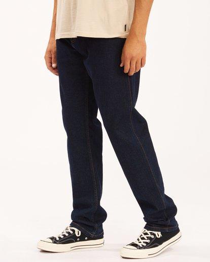1 Wrangler 73MWOZ Organic Jeans Blue ABYDP00103 Billabong