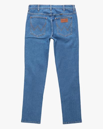 5 Wrangler 73MWHZ Hemp Jeans Blue ABYDP00104 Billabong