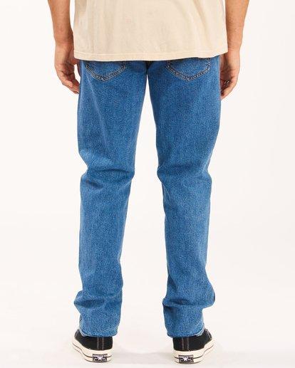 3 Wrangler 73MWHZ Hemp Jeans Blue ABYDP00104 Billabong