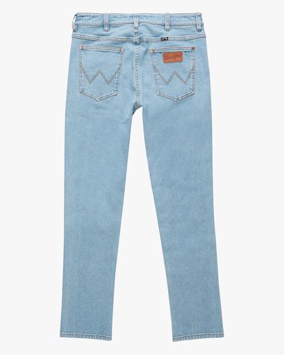 6 Wrangler 73MWOZ Organic Jeans Blue ABYDP00105 Billabong