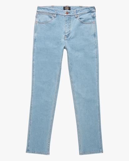 5 Wrangler 73MWOZ Organic Jeans Blue ABYDP00105 Billabong