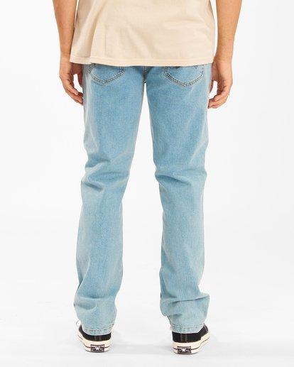 4 Wrangler 73MWOZ Organic Jeans Blue ABYDP00105 Billabong