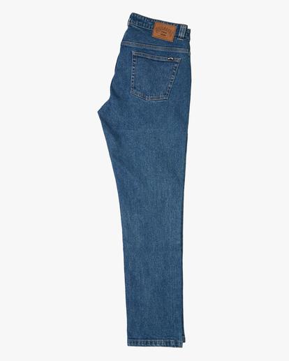 5 73 Slim Straight Jeans Brown ABYDP00107 Billabong